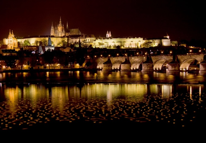 Once upon a time in Praha…
